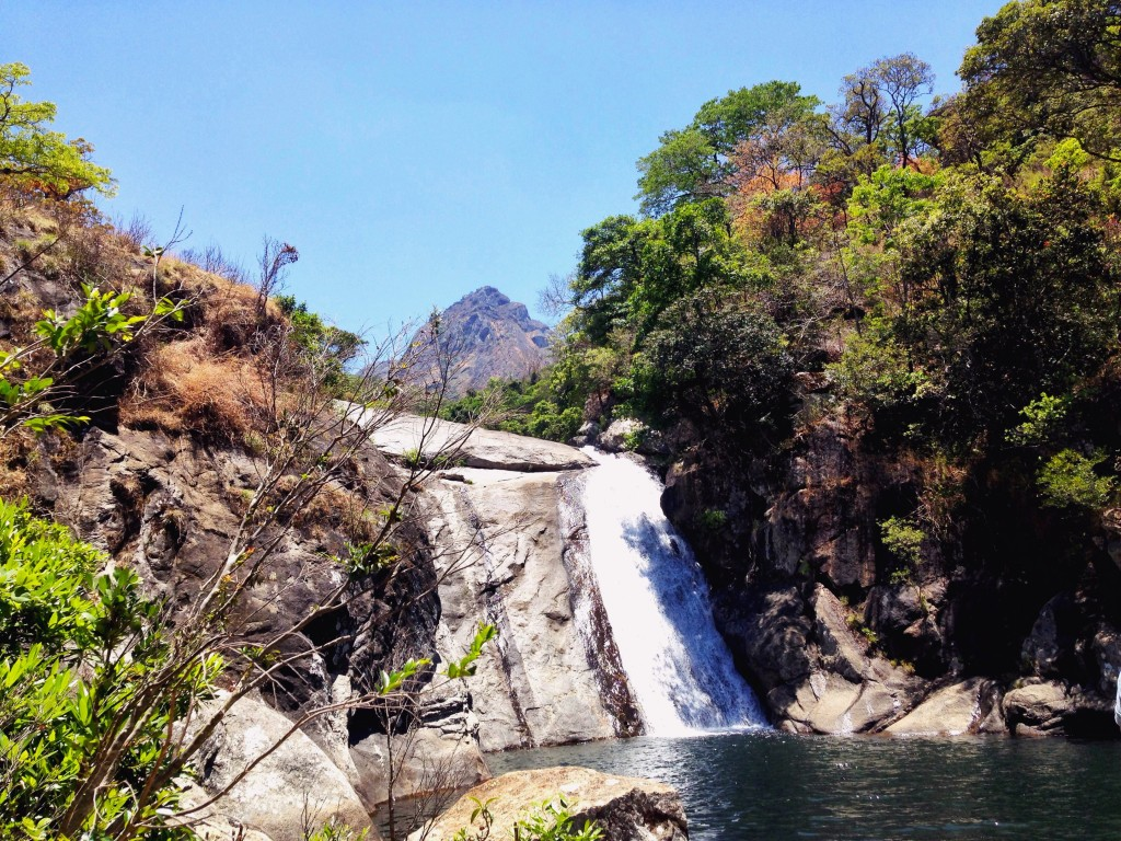 Mt. Mulanje waterfall