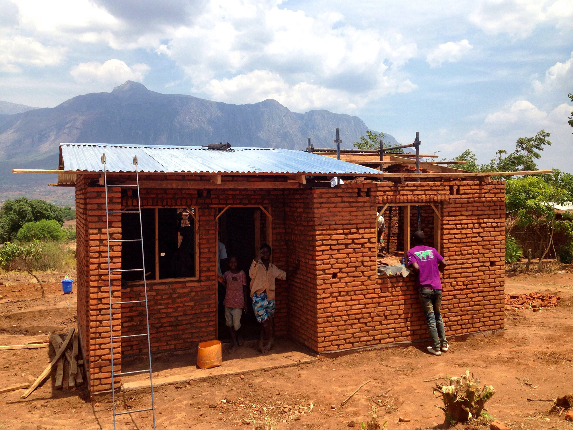 Habitat for Humanity Malawi - Day 6