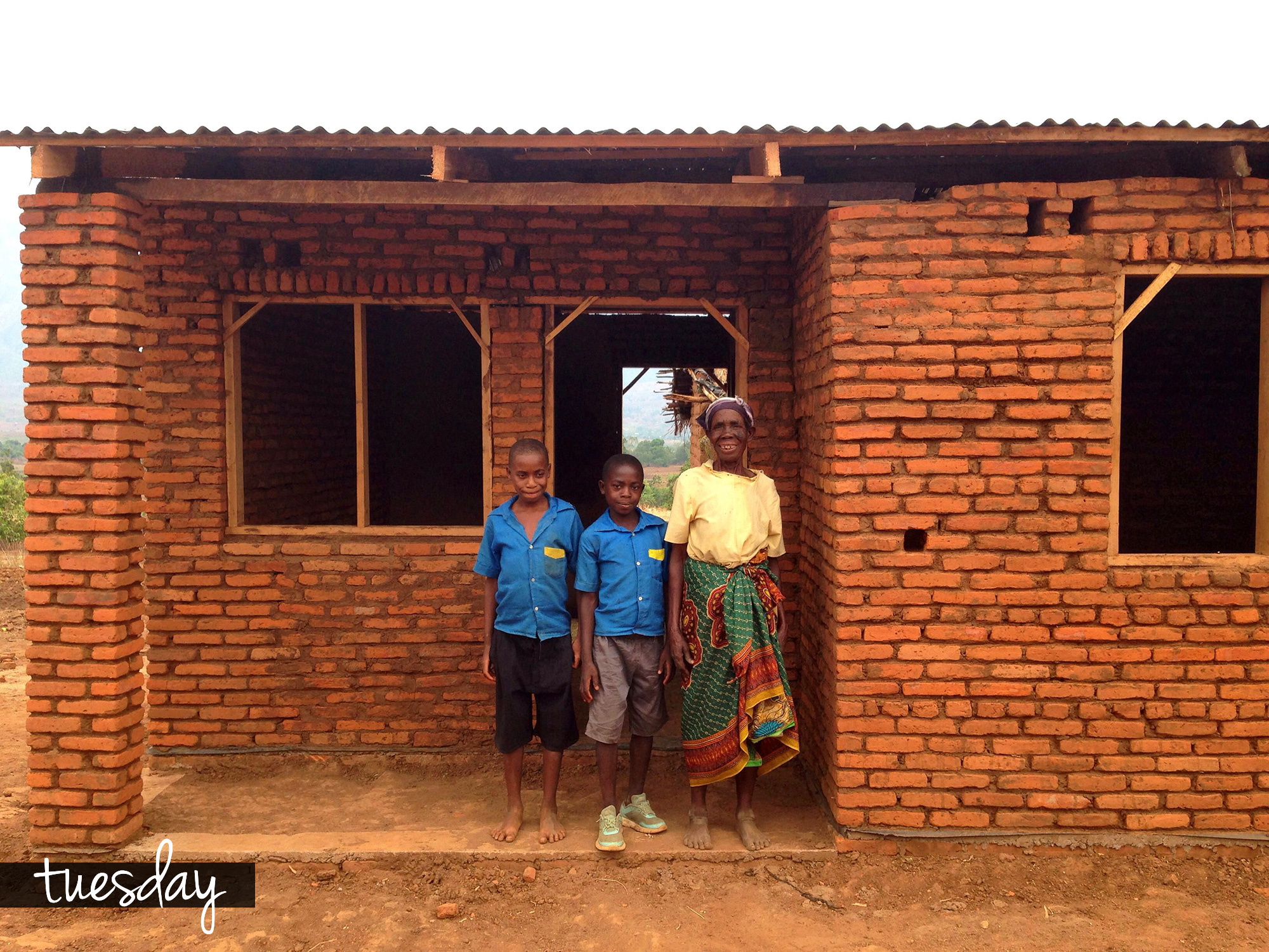 Habitat for Humanity Malawi - Day 7